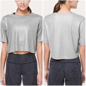 Lululemon To The Beat Tee SoulCycle